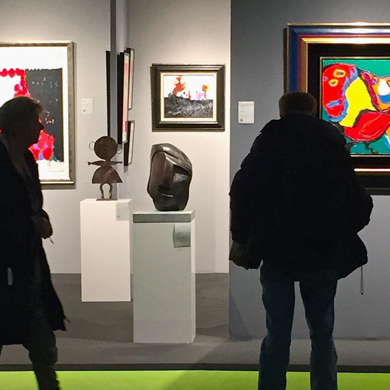 Art Breda - Ad van den Boom - Creatief kijken naar de Werkelijkheid
