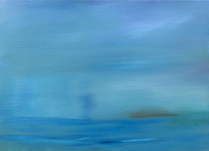 landschap landscape seascape dreamscape realisme moderne kunst ad van den boom kunstenaar