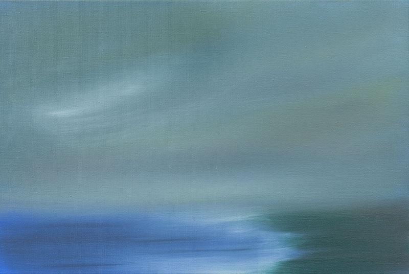 dreamscape landschap landscape moderne kunst ad van den boom crealisme