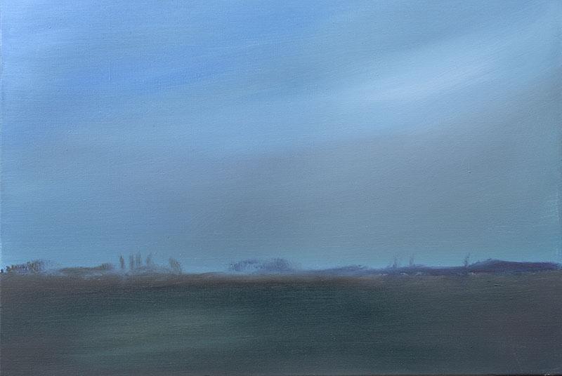 dreamscapes crealisme landschap landscape ad van den boom kunstenaar