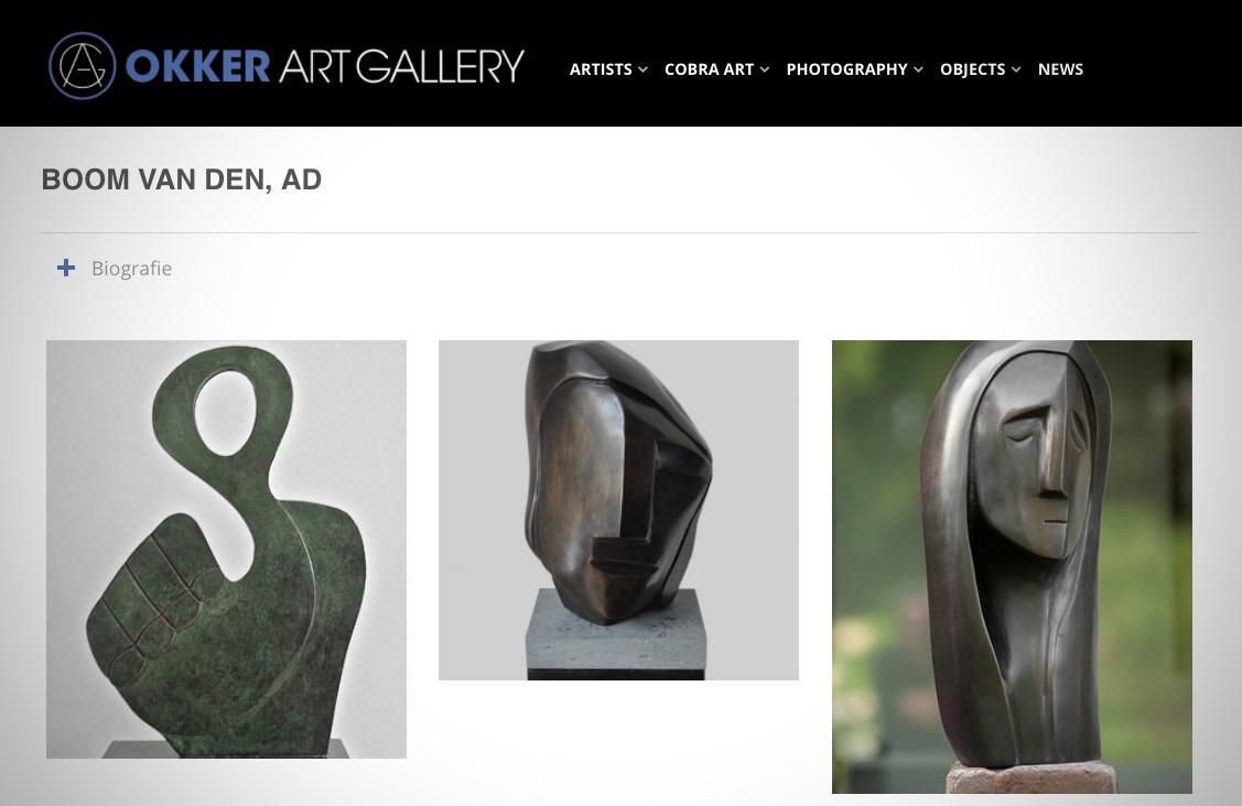 Okker,art,beeld, sculptuur,expositie