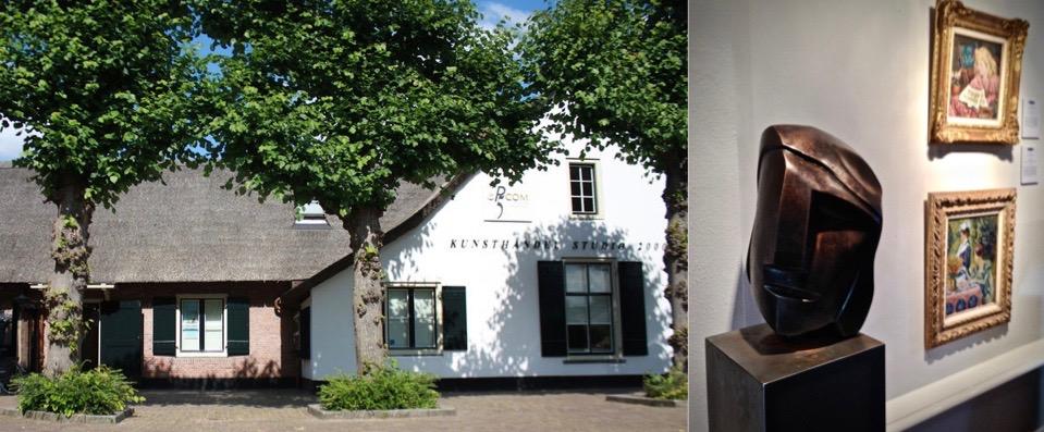Gallerie,studi, 2000,pand,blaricum,expositie