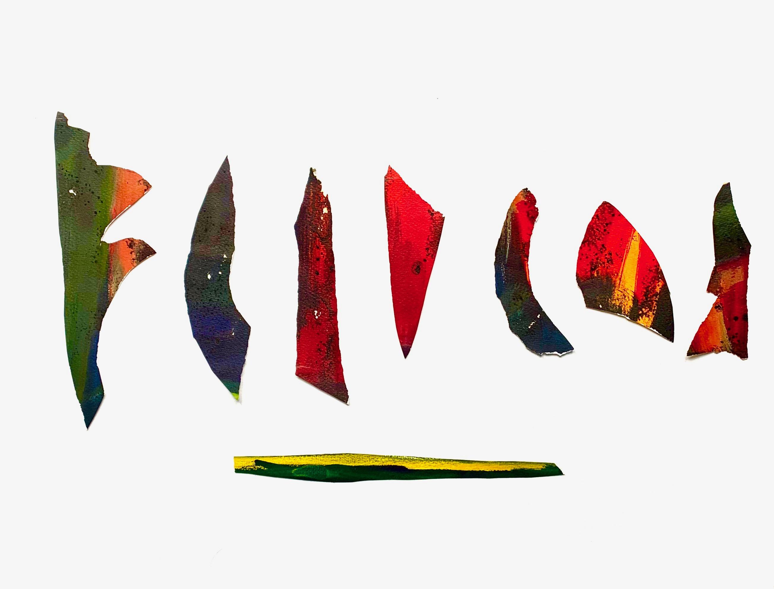schilderij transformatie crealism stukje advandenboom
