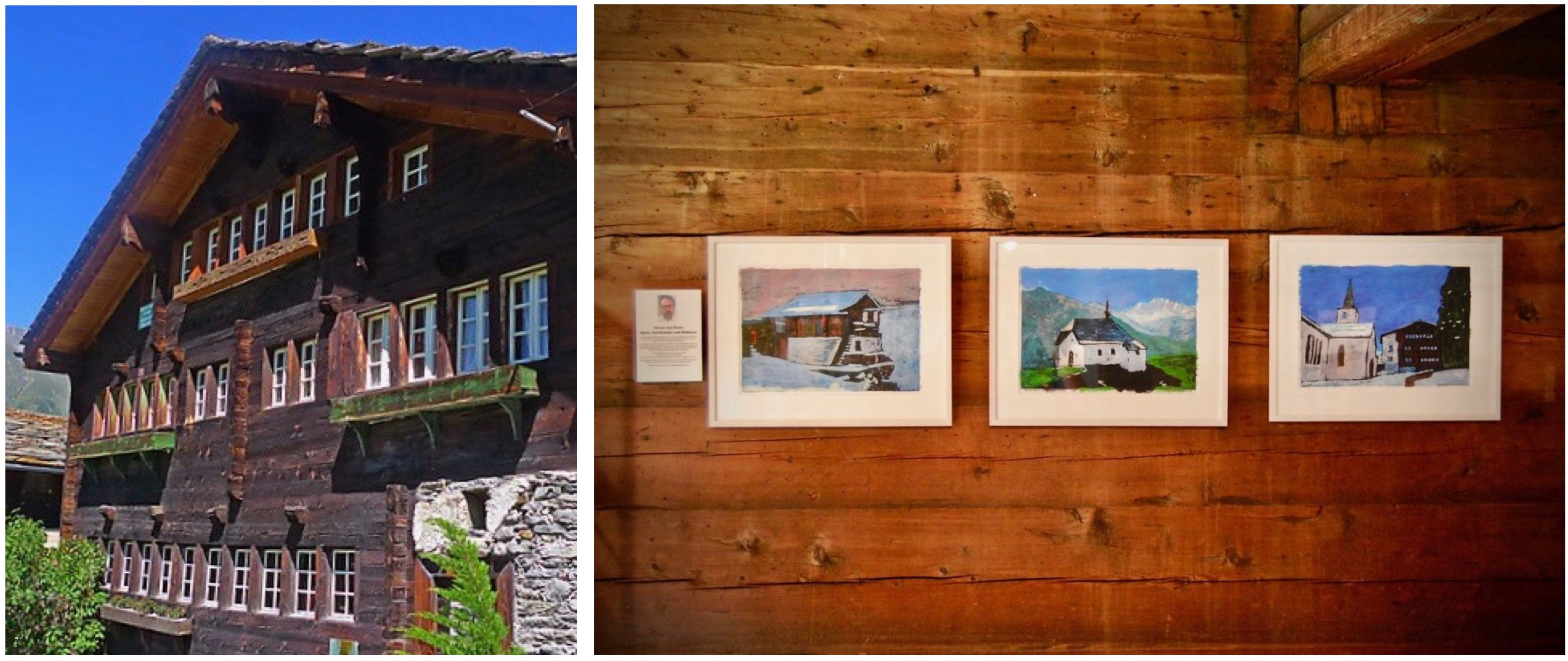 expositie ortsmuseum grachen schilderijen advandenboom