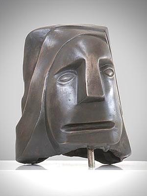 beeld sculptuur brons oergevoel crealisme advandenboom