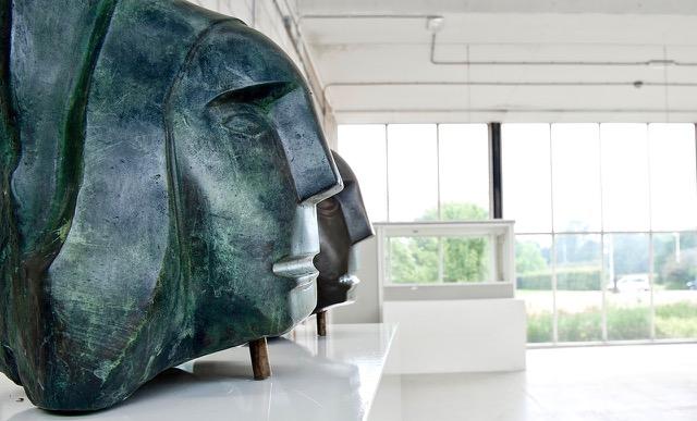 sculpturen bronzen beelden exposities kunstenaar