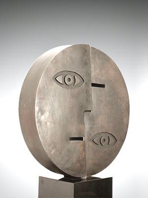 beeld sculptuur brons compleet kunst advandenboom crealisme