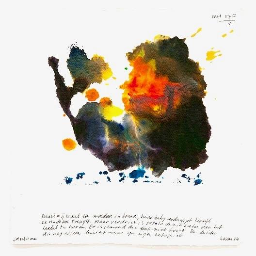 mh-17 herdenking schilderij ad van den boom