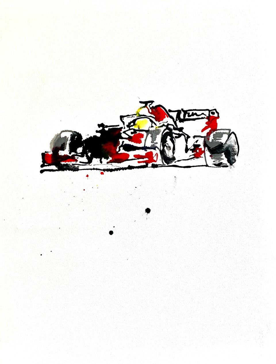 auto's Formule 1 Red Bull Max Verstappen