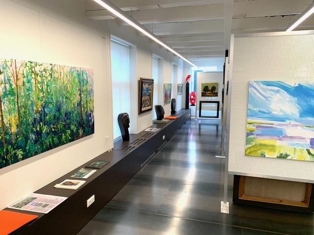 exposities galerie Lyts Woudsend